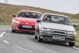 toyota old cars toyota sports cars past and present head to the welsh hills toyota