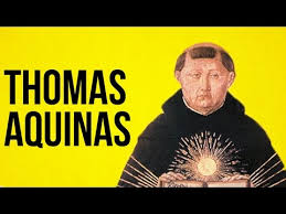 Thomas Aquinas Desk Skeptical Eye Philosophy Thomas Aquinas