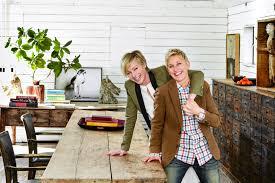 Ellen Degeneres Home Decor 7 Celebrities With An Amazing Taste In Home Décor Home Interiors