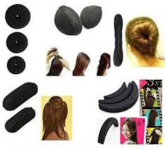hair accessories online india homeoculture hair combo accessories of 7 items hair accessory set