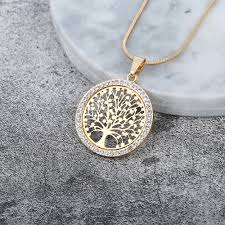 small silver pendant necklace images Tree of life pendant necklace exceptional means jpg
