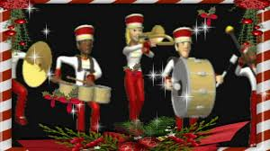 the little drummer boy christmas song english inguzz t youtube