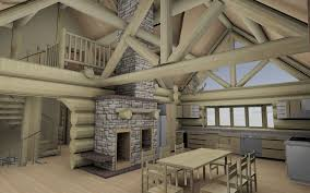 free online interior design tool with traditional the log home
