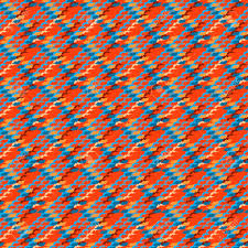 vector multicolor modern version of houndstooth seamless texture