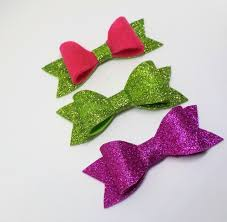 hair bows for glitter foam hair bows aftcra