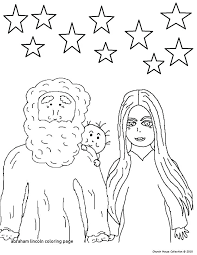 coloring page abraham and sarah abraham and sarah coloring pages literaturachevere org