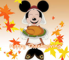 minnie s happy thanksgiving by glezx on deviantart