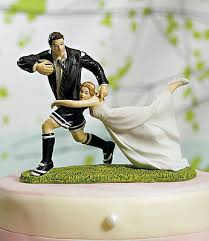 football cake toppers wedding cake toppers football food photos