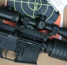 Gun Safe Bench Ar 15 Review Smith U0026 Wesson M U0026p 15 Gun Digest
