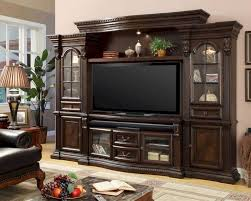 wall units inspiring espresso entertainment center wall wall