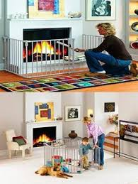 baby proof fireplace diy projects pinterest baby proof
