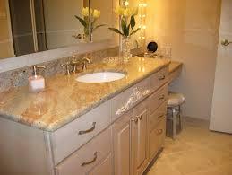 Bathroom Vanity With Top Combo Replacing A Bathroom Vanity Top Design Ideas 2017 Pertaining To