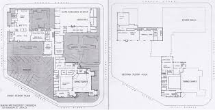 Church Fellowship Hall Floor Plans Campus Map Napa Methodist Church