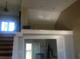 loft handrail height remodeling contractor talk