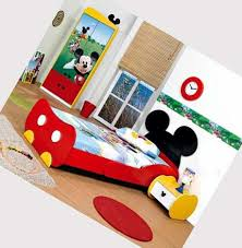 Mickey Mouse Toddler Bedroom I Want To Do Mickey And Minnie Beds For Mara And Aj Kid U0027s Room