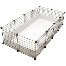 large 2x4 grids cage standard cages c u0026c cages for guinea pigs