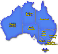 territories of australia map hometown australia