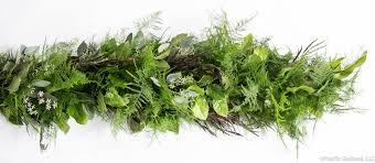 premium fresh garland floral greens wreaths by pacific garland