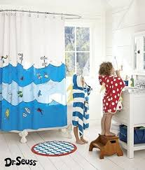 Zoological Shower Curtain One Fish Two Fish Red Fish Blue Fish U2014 Dr Seuss Shower Curtain
