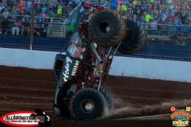 monster jam trucks 2015 runte and sims victorious at back to monster truck bash