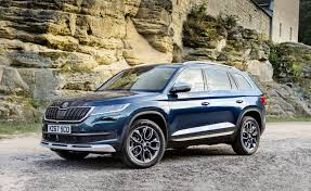 skoda kodiaq 2017 uk 2017 skoda kodiaq scout available at 32 330 automotorblog
