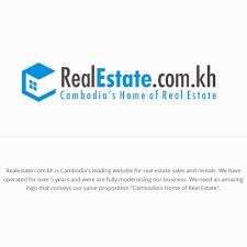 home design company in cambodia recreate the logo for cambodia s no 1 real estate website logo
