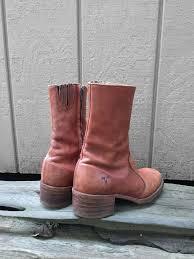 s frye boots size 9 cognac vintage s frye boots size 8 5 9 idylwild woods