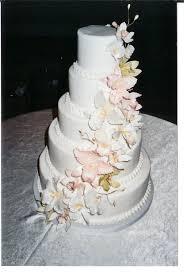 wedding cake gum gumpaste orchid wedding cake cakecentral