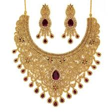 necklace set images images Bridal diamond necklace set manufacturers bridal diamond necklace jpg