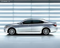 lexus luxury sedan view of lexus ls 460 l luxury sedan photos video features and