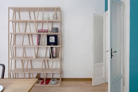 Free Bookshelves Tilta A Double Sided Freestanding Bookcase Design Milk