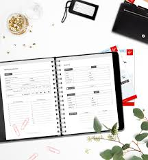 holiday trip planner template printable travel planner and journal holiday organiser zoom