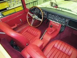 Upholstery Restoration 1965 Jaguar Xke Gallery Pauls Custom Interiors Auto Upholstery