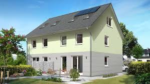 Doppelhaus Das Doppelhaus Mainz 128 Ihr Town U0026 Country Massivhaus