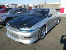 nissan skyline type m 1990 nissan skyline gts t type m coupe rays bride upgraded turbo