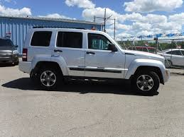 silver jeep liberty 2008 2008 jeep liberty north edition 4x4 genesis auto group inc