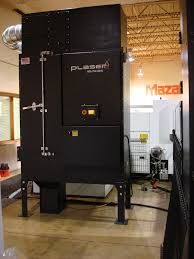 Laser Cutter Ventilation Robovent Plaser Series Fume Extraction For Plasma Cutting