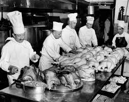 thanksgiving at the biltmore hotel 1955 history by zim