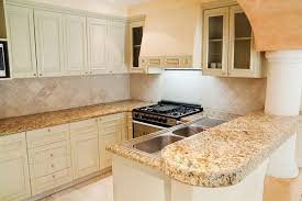 kitchen countertops and backsplash pictures design gallery of kitchen granite countertops lovetoknow