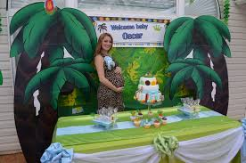 jungle baby shower ideas baby shower decorations king of the jungle dsc 0701 standard