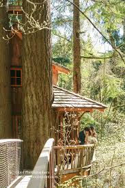 Tree House Home Treehouse Point