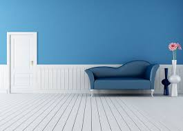 home wall blue sofa blue walls and white door for home blue walls