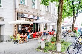 Esszimmer M Chen Speisekarte Nironiro Restaurant Weinbar In München