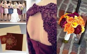 purple and orange wedding ideas fall wedding ideas to make everyone fall in love with your big day