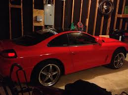 dodge stealth red 94 dodge stealth