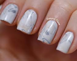 nail art marble nail art design without usingr easy for how to