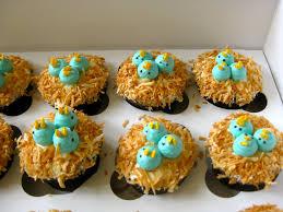 pixie crust nesting baby bird cupcakes