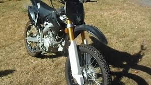 250 four stroke chinese dirtbike youtube