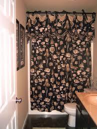 High End Fabric Shower Curtains Shower Curtains High End Blue Gray Bathroom Wonderful Designer