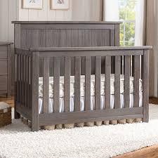 Rustic Convertible Crib Rustic Crib Serta Northbrook 4 In 1 Crib Bambibaby
